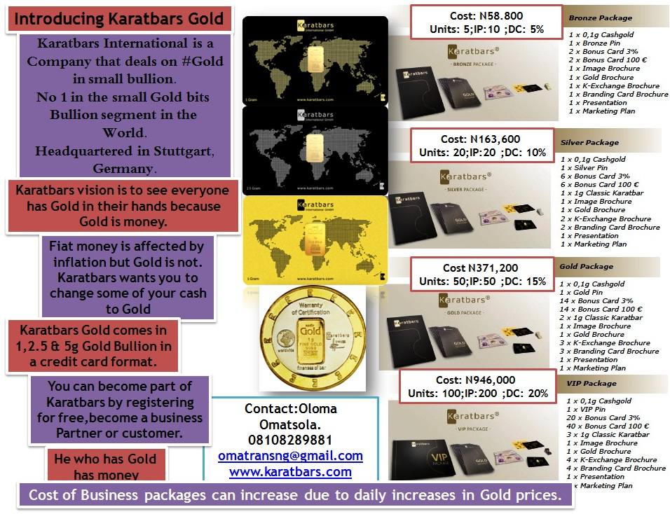 karatbars international gold opportunity - 956×734