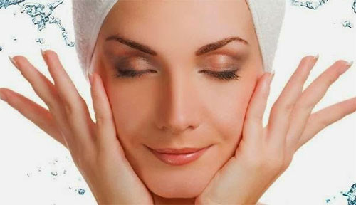 Tips on taking care of the skin of the face and body Toward Sleep