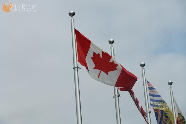 カナダ国旗 Canadian flag