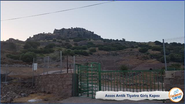 Assos-Anik-Tiyatro-Giris-Kapisi