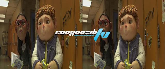 Paranorman 3D SBS Latino