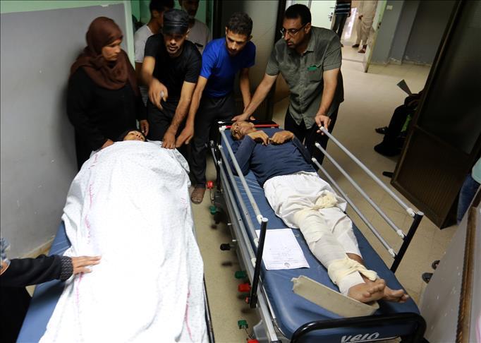 Ledakan di Gaza Dua Orang Meninggal, Penyebab Masih Misteri