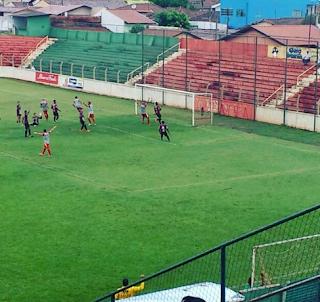 Barretos 2 X 2 Ferroviária de Araraquara-SP (Amisto no estádio Fortaleza em Barretos-SP- jogo treino em 18/01/2017)