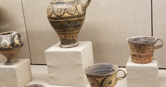 The Potter of Akrotiri