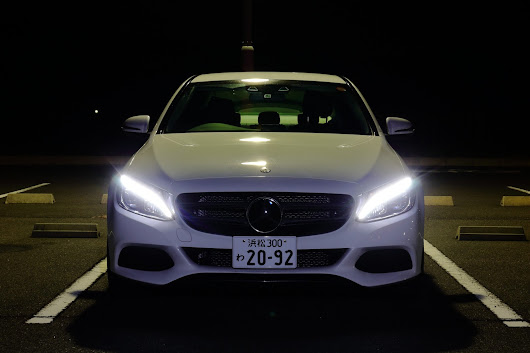 Mercedes-Benz C180 AVANTGARDEという車 3
