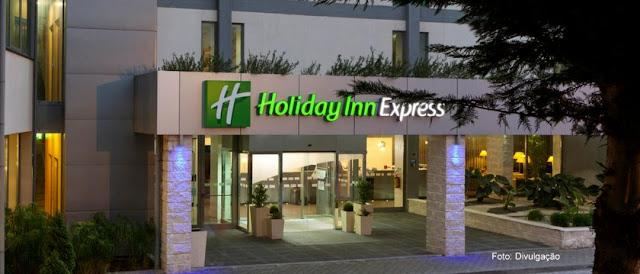 Hospedagem próxima ao Aeroporto de Lisboa - Hotel Holiday Inn Express
