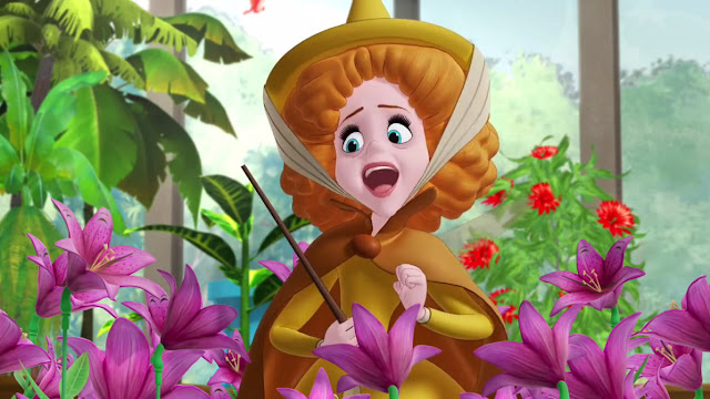 Nonton Film Sofia the First S01E16: Make Way for Miss Nettle (2013)