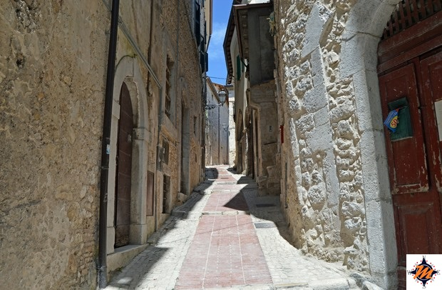 Veroli, centro storico