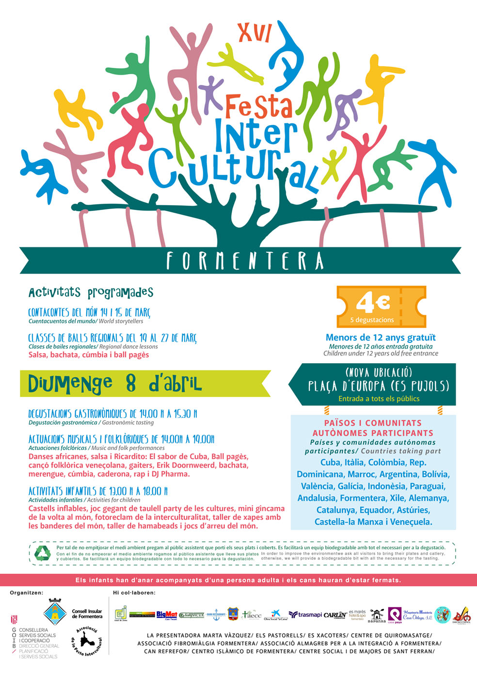 Fiesta Intercultural XVI