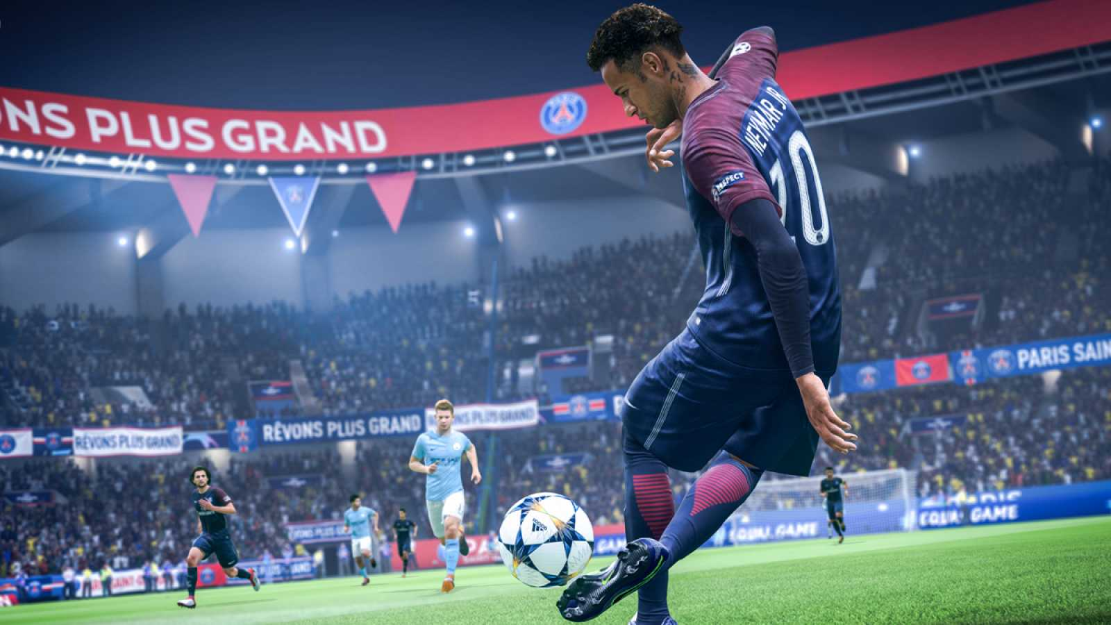 Game Bóng Đá Cho PC FIFA 19 PC Crack