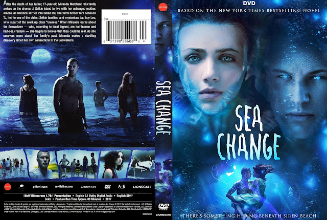 Sea Change (scan) DVD Cover