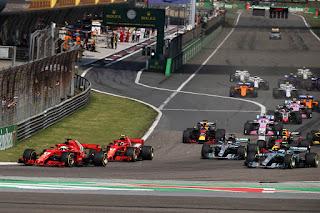 Formula 1 Chinese Grand Prix: