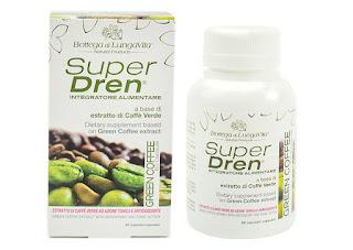 SuperDren Café verde