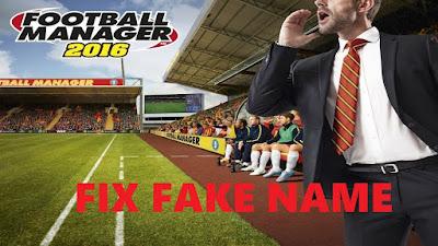fake name