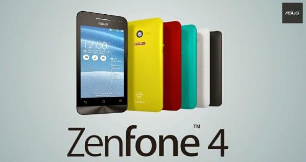 Spesifikasi Asus ZenFon 4