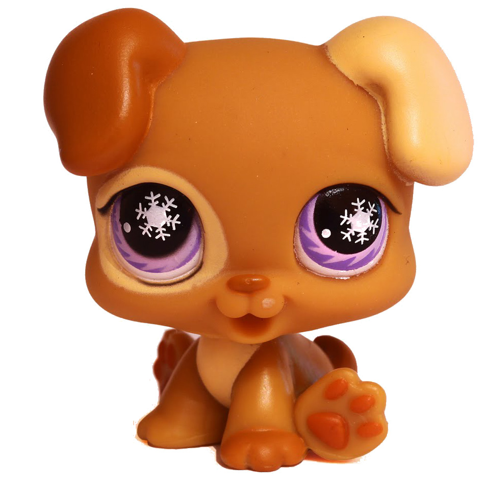 littlest pet shop special puppy 760 pet lps merch