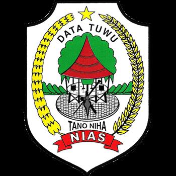 Logo Kabupaten Nias PNG