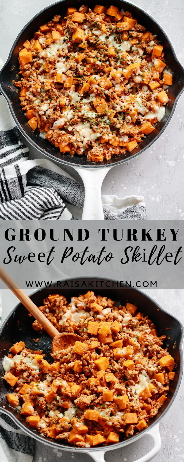 Ground Turkey Swееt Potato Skіllеt