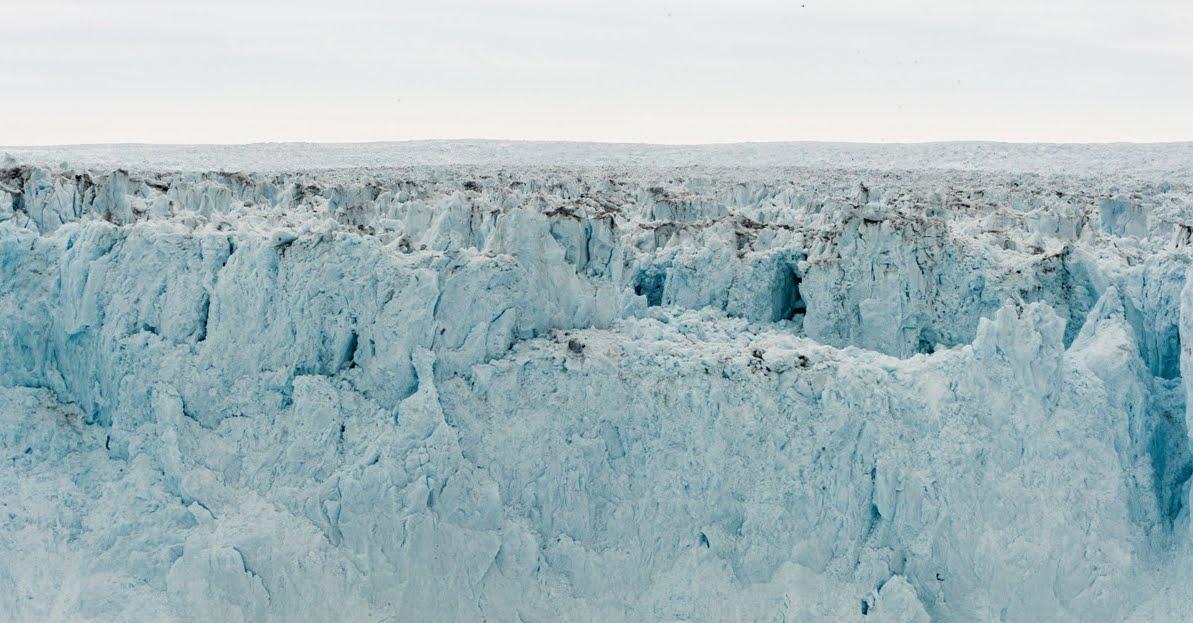 Sorpresa Groenlandia: ghiacciaio inverte la tendenza e ricresce, ottimismo?