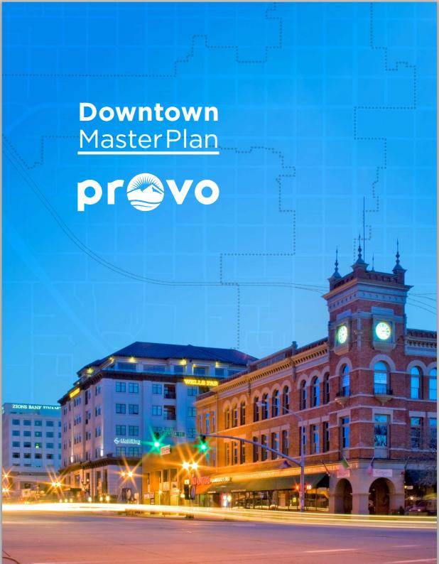 Provo City Council: Downtown Area Plan