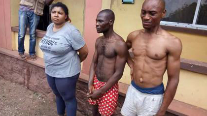 Female banker hires assassins to kill ex-husband in Lagos