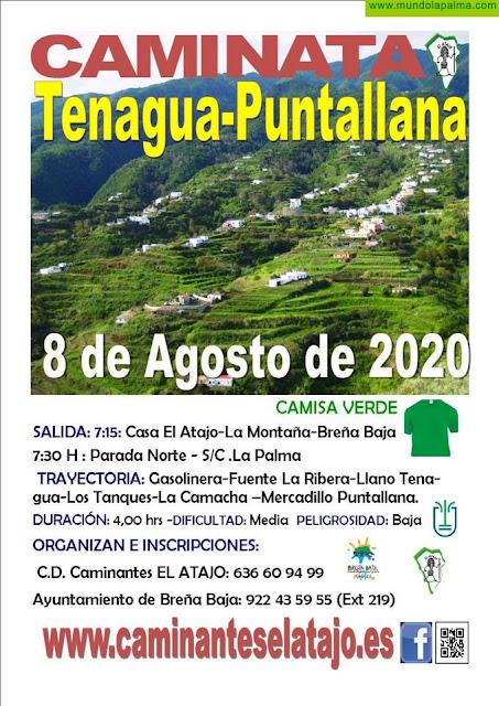 EL ATAJO: de Tenagua a Puntallana
