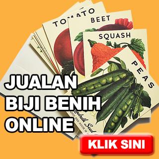 Jualan Biji Benih Online