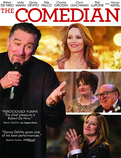 Ver The Comedian (2016) Online