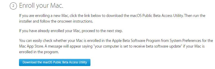 How to download and install macOS High Sierra Public Beta? - Hawkdive