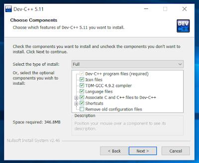 Cara Download dan Install Dev C++ dengan Mudah
