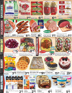 Cataldi Fresh market January 10 - 16, 2018