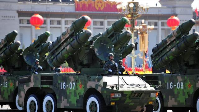 EEUU: China recurre a robos cibernéticos para modernizar su Ejército