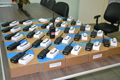 Guarda Municipal de Londrina (PR) vai contar com rádio digital para comunicação