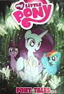 My Little Pony Pony Tales #1 Comic Cover Scholastic Variant