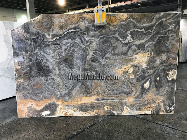Black Onyx slabs for countertops