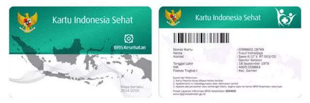 Kartu Indonesia Sehat via tnp2k.go.id
