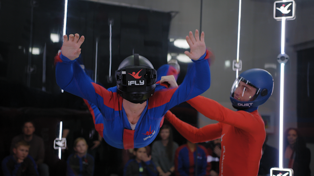 How to Train Your Dragon Virtual Reality Experience, Now Available at Participating iFLY Locations