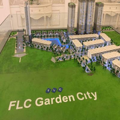 Phối cảnh tổng thể Flc Garden City