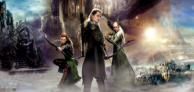 Elfii din The Hobbit: The Desolation Of Smaug