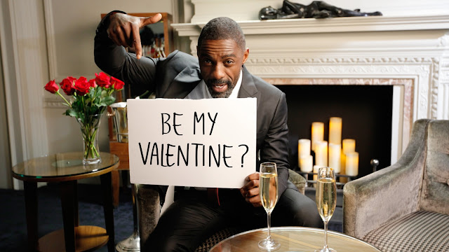 Idris Elba Valentine 2017