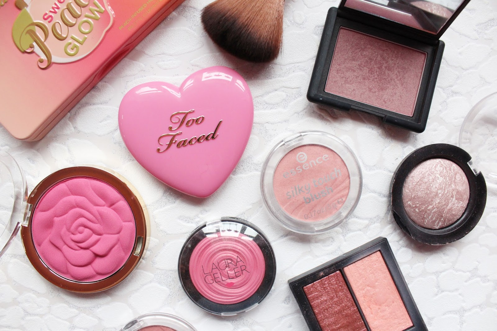 Current Favourite Blushes