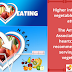 Eat at least 5 servings of fruits & vegetables daily to keep your heart healthy