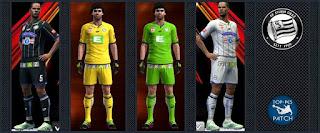 SK Sturm Graz kit 2016-17 Pes 2013