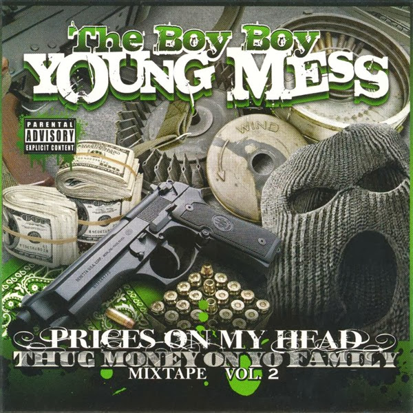 Messy Marv - Prices On My Head: Thug Money On Yo Family, Vol. 2  Cover