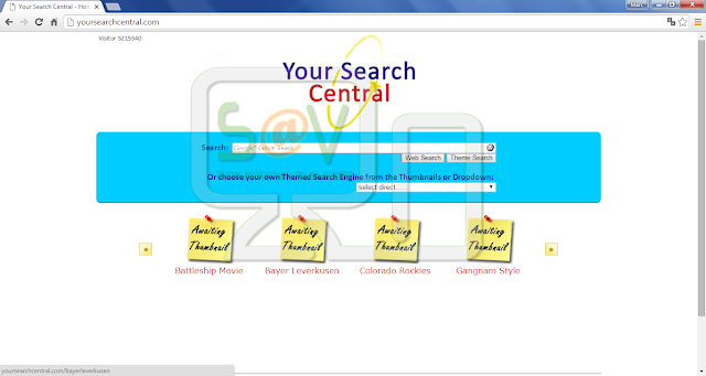 Yoursearchcentral.com