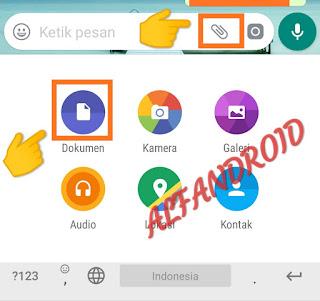 Cara Mengirim Gambar HD di Whatsapp