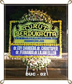 Toko Bunga Rumah Duka Jelambar Jakarta Barat