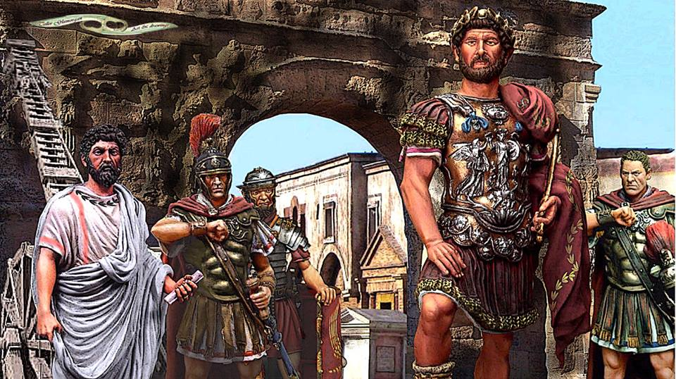 the rule and accomplishments of emperor hadrian in rome Five good emperors ancient rome written by: the editors of encyclopaedia britannica five good emperors, the ancient roman imperial succession of nerva (reigned 96-98 ce), trajan (98-117), hadrian (117-138), antoninus pius (138-161), and marcus aurelius (161-180), who presided.
