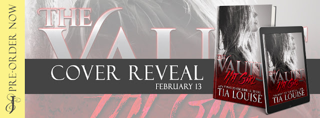 [Cover Reveal] HIT GIRL by Tia Louise @AuthorTLouise @EJBookPromos #Giveaway