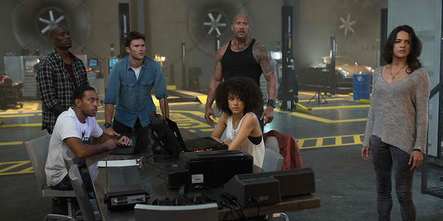 Fast & Furious 8 Family